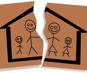 Жена ушла из дома с детьми, что делать? фото